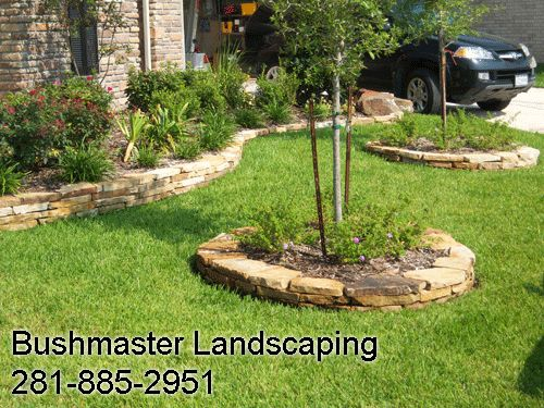 26 best images about for the home on pinterest for Garden edging stone designs