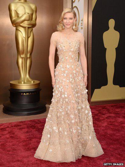 Cate Blanchett #oscars2014