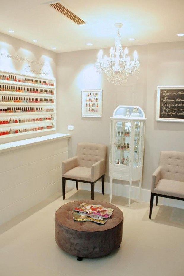Parfait Esmalteria: espa?o charmoso para os cuidados das unhas, em Ipanema - Beleza Chic