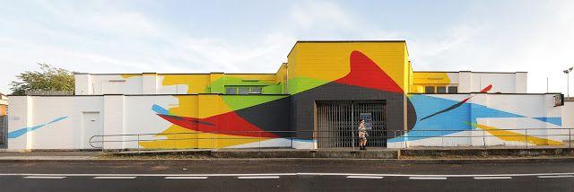ELIAN  'Curves / Surface / Pause'  [Milan, Italy 2015]