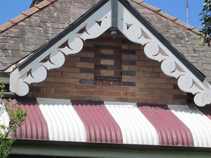 bullnose verandah - Google Search