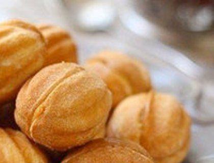 Печенье Орешки - 23 рецепта | Подборка рецептов на koolinar.ru