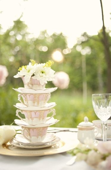 Best teacup centerpieces ideas on pinterest diy