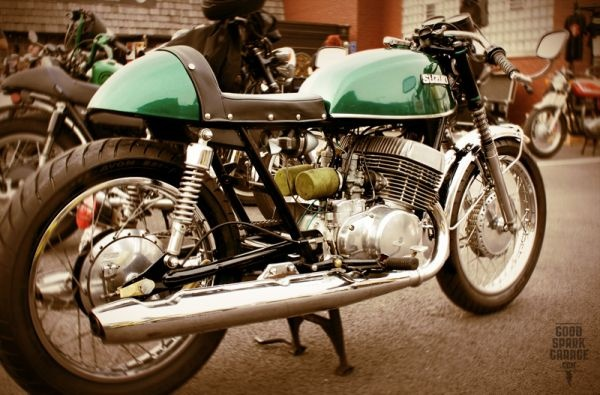 11 best Suzuki T500 images on Pinterest | Café racers, Suzuki ...