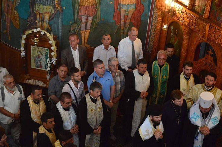 13 august 2015, Biseruca Sf. Nicolae Gherla