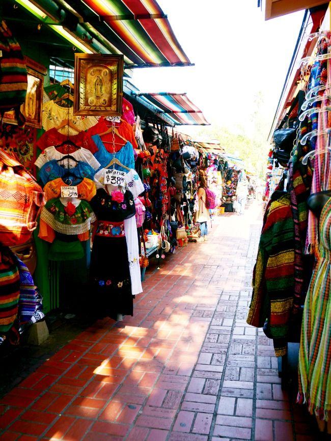 Olvera Street in Los Angeles - Placita Olvera day trip - Living Mi Vida Loca (photo credit: Pattie Cordova)