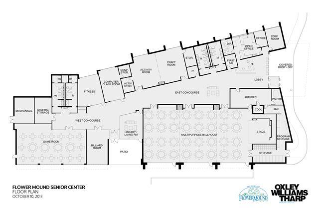 Flower Mound senior center opens to fanfare | The Cross Timbers Gazette