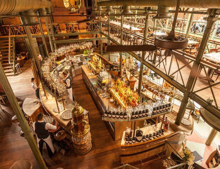 Brasserie Restaurant Pakhuis