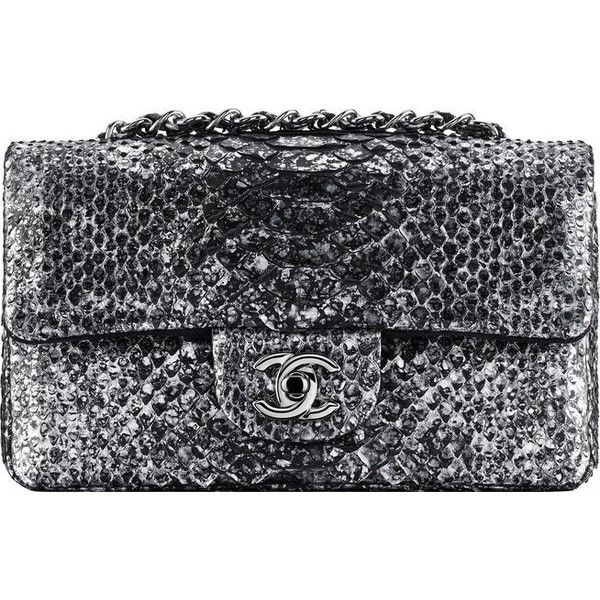 Python flap bag - CHANEL ❤ liked on Polyvore featuring bags, handbags, chanel, tasker, hand bags, man bag, handbag purse, purse bag and chanel handbags