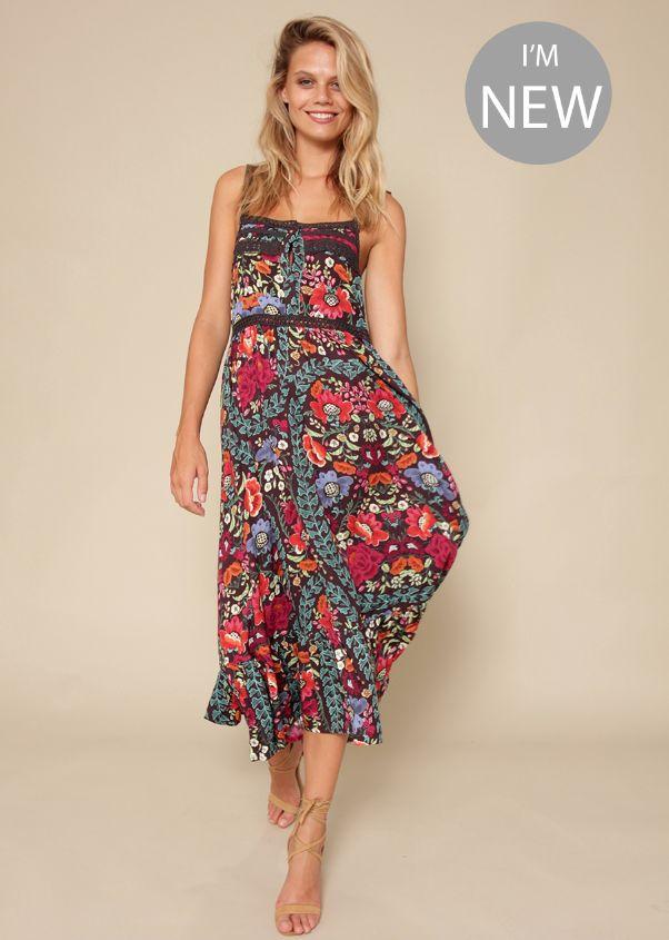 Gypsy Swing Dress - Milano