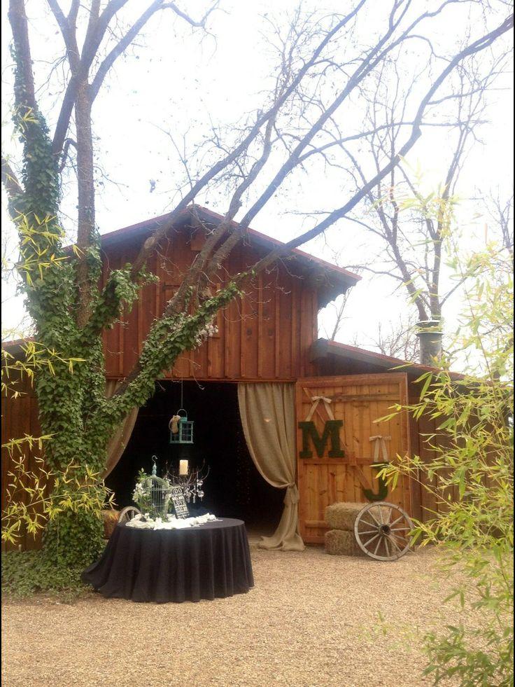 Fulford Barn Wedding Venue Brownfield Texas Registration
