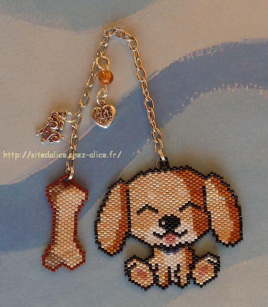 chien et os peyote clementine.JPG (525×600)