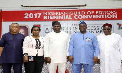BEING A PAPER BY EMMA AGU, PUBLISHER, ZEST TRAVELLER MAGAZINE AT THE BIENNIAL CONVENTION OF THE NIGERIAN GUILD OF EDITORS AT THE LAGOS AIRPORT HOTEL, IKEJA, LAGOS ON APRIL 29, 2017  Courtesies: His Excellency, Chairman, President….   #EMMA AGU #MEDIA PERFORMANCE #PUBLISHER #Recession In Nigeria: Whither The Media #THE MEDIA & RECESSION #ZEST TRAVELLER MAGAZINE