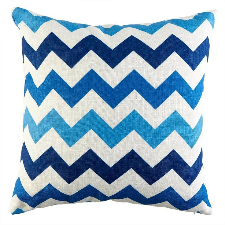 Blue Sky Chevette Outdoor Cushion - Sparkk - on Temple & Webster today!