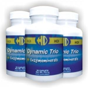 Dynamic Trio Enzimeminerals 90 tabs  Rp 380.000,-  Hub : TokoKawan.com / 0898 237 56 19