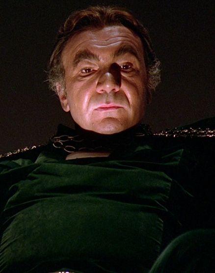 Baltar (John Colicos) - Battlestar Galactica (1978)