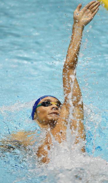 日本選手権で全種目を通じ史上最多となる10連覇を達成した競泳の日本代表、入江陵介選手にはメダルの期待がかかります!リオデジャネイロオリンピック・リオ五輪2016。