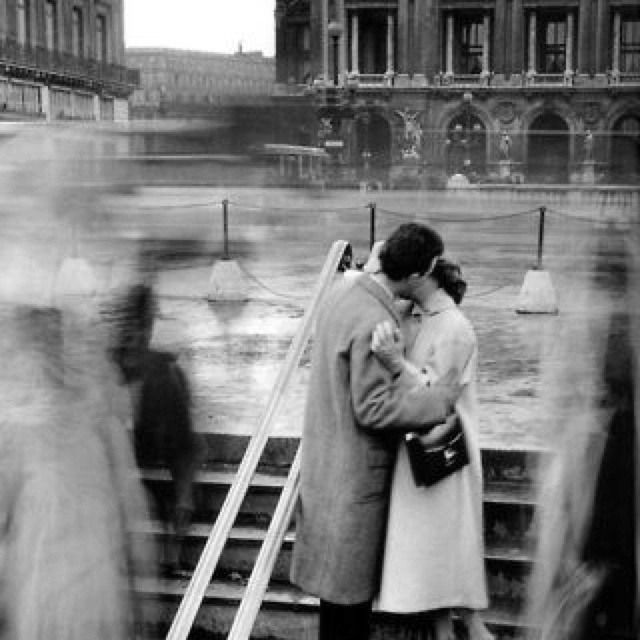 by Robert Doisneau, one my favorites!