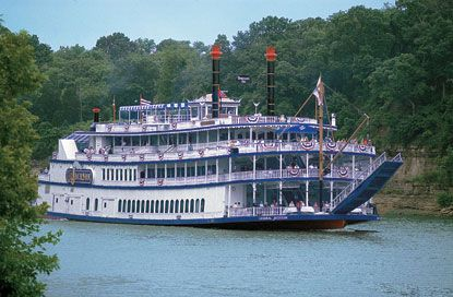 General Jackson Showboat 2812 Opryland Drive Nashville