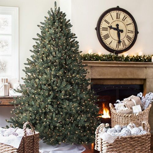 Most Realistic Artificial Christmas Trees - http://www.absolutechristmas.com/christmas-trees/most-realistic-artificial-christmas-trees/