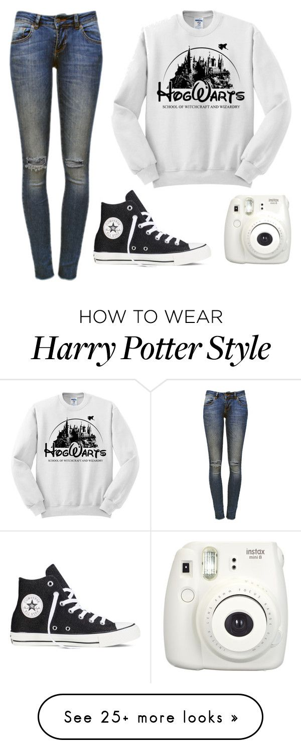 """Untitled #422"" by abigailduff on Polyvore featuring Anine Bing and Converse"