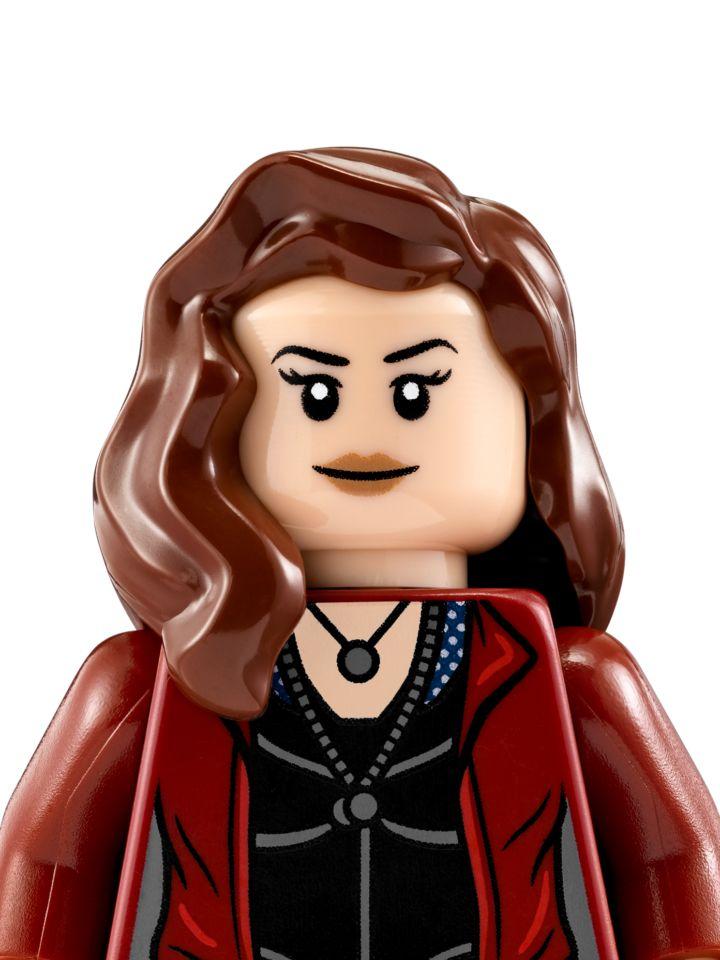 Bruja Escarlata - Personajes - LEGO.com