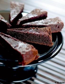 Le gâteau de Zoé sans farine