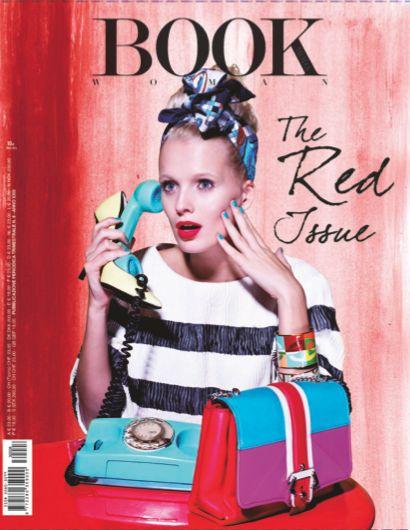 Magazine cover. #fashion #woman #style #womanswear #dress #look