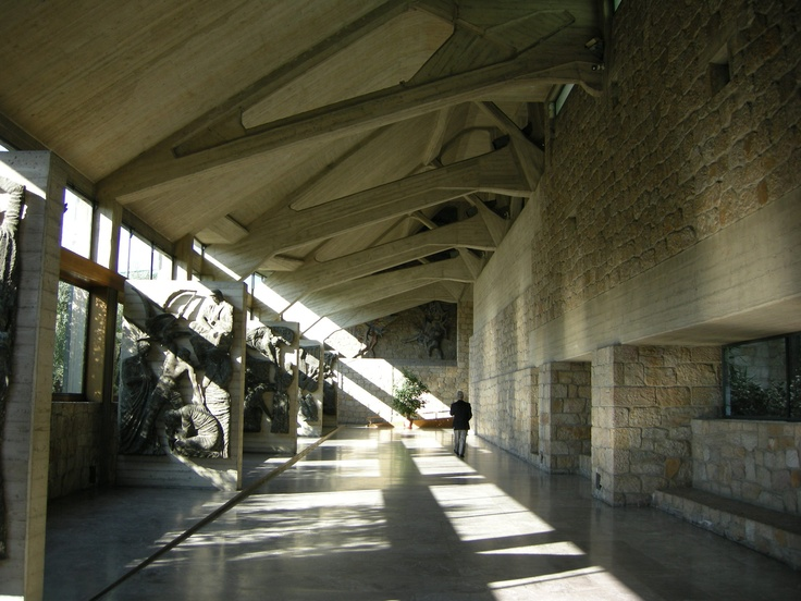 San Giovanni Battista - Florencia - Giovanni Michelucci