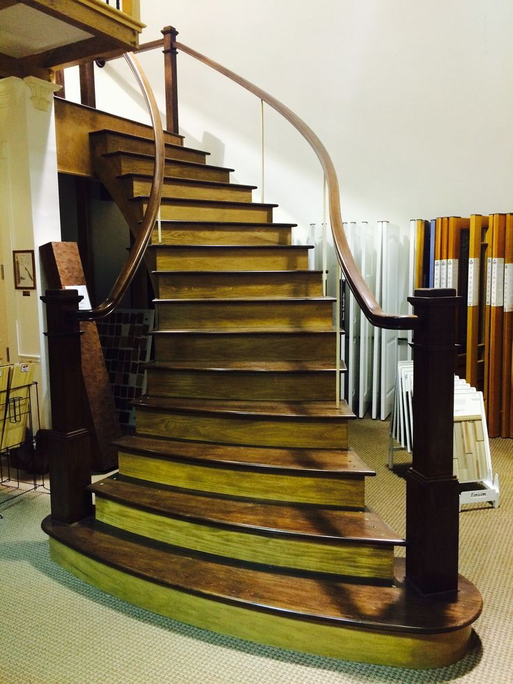 Best 8 Best Two Tone Stained Staircases Columbus Ohio Images On 400 x 300
