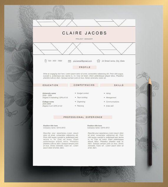 Best 25+ Resume design ideas on Pinterest Layout cv, Resume - resume design templates