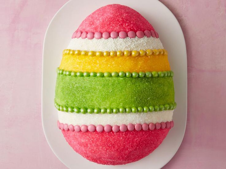 Celebrate the holiday with fun Easter desserts from Food Network, including show…   – Spring treats