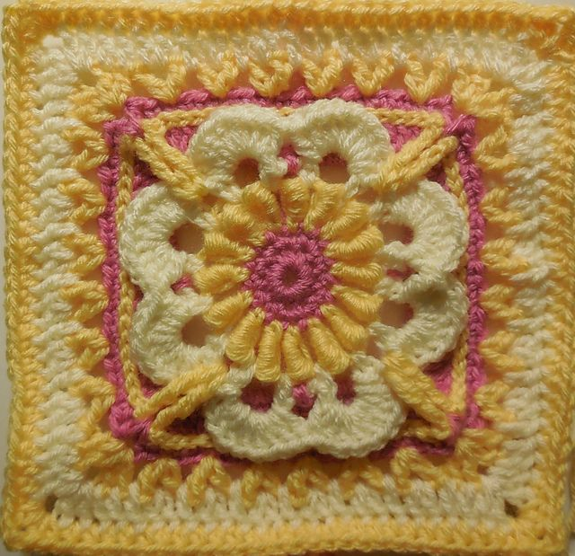 Lemonade Crochet Afghan Pattern : Ravelry: LissaMs April Dawn crochet Pinterest ...