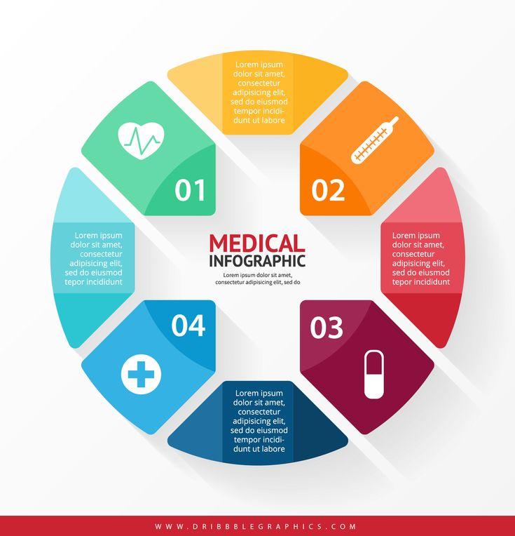 Free Medical Infographic Design-01