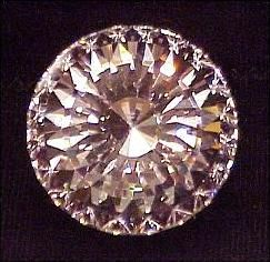 "The Great Mogul diamond is considered to be the largest diamond in India. Discovered between 1630 and 1650, the rare Mogul diamond was found in in the Kollur mine on the Kistna. The rough diamond weighed around 793 carats. It takes its name from its owner, Shah Jehan, fifth in succession from Baber, founder of the so-called ""Mogul"" dynasty in Hindustan."