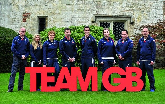 us olympic shooting team 2016 | The Team GB Olympic shooting squad for Rio 2016 was announced last ...