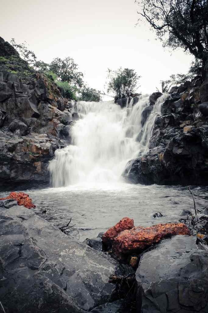 Hidden Falls, Amboli Ghat, Maharashtra