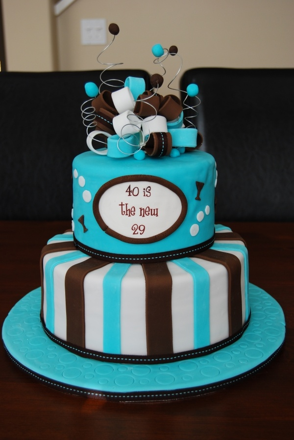 Th Bday Cake Idea