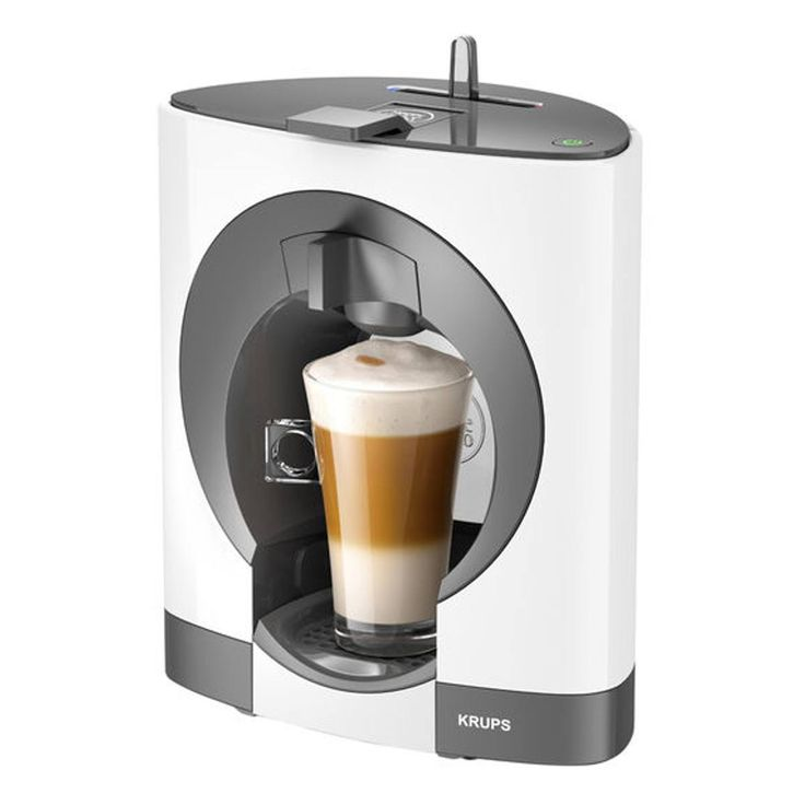 Krups KP110140 The Oblo White is the ideal kitchen companion. The striking design and colour will suit any kitchen delivering the perfect coffee every time. The large range of Gusto Capsules means you can tailor mak http://www.MightGet.com/february-2017-3/krups-kp110140.asp