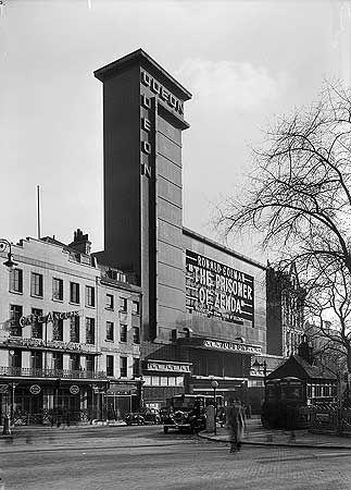 Odeon Cinema • Leicester Square • 1937