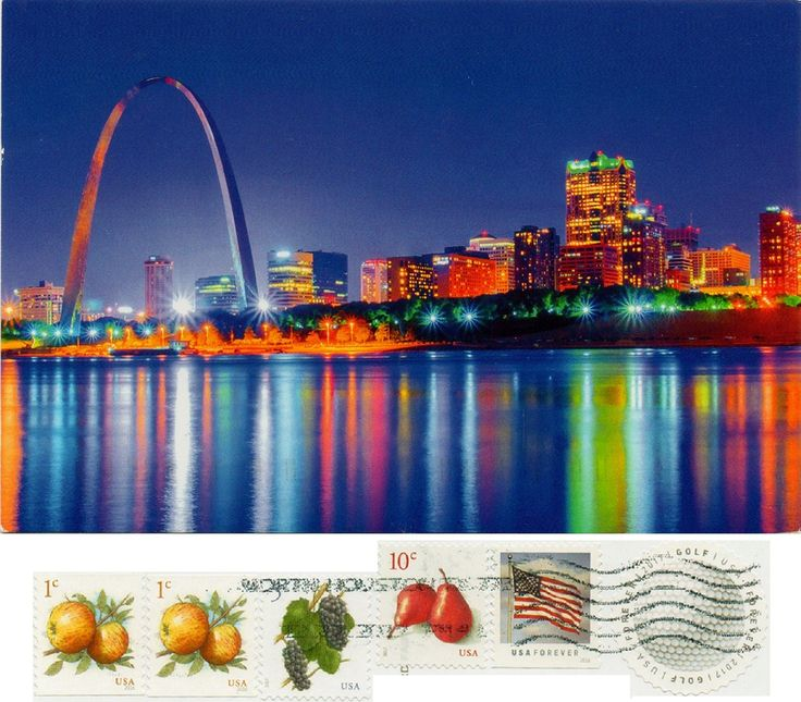 USA-19160 - Arrived: 2017.07.17   ---   The Gateway Arch is a 192 m monument in St. Louis in the U.S. state of Missouri.  Clad in stainless steel and built in the form of an inverted, weighted catenary arch, it is the world's tallest arch, the tallest man-made monument in the Western Hemisphere, and Missouri's tallest accessible building.