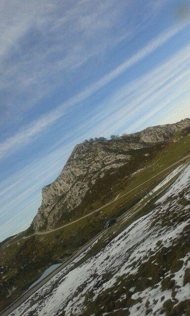 Picos de Europa. Lagos de Covadonga...