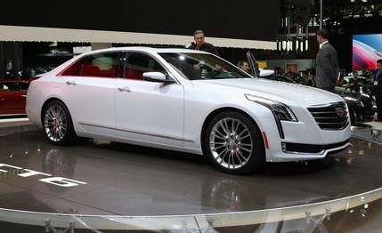 2016 Cadillac CT6: It May Be Big, But You Can't Call It Fat