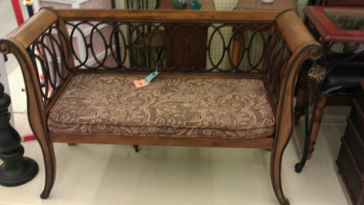 Bench Seat At Hobby Lobby. | Home Inspiration | Pinterest | Bench Seat,  Lobbies And Bench