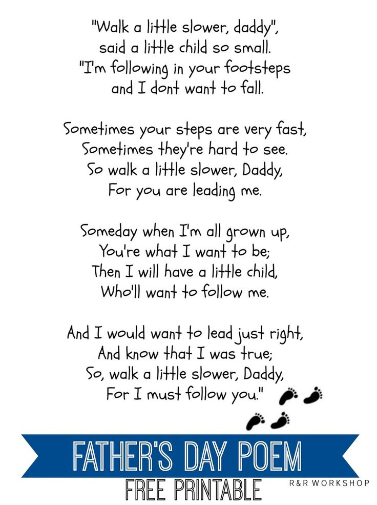 25+ best ideas about Fathers day poems on Pinterest | Poems for ...