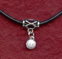 Round NETBALL Necklace