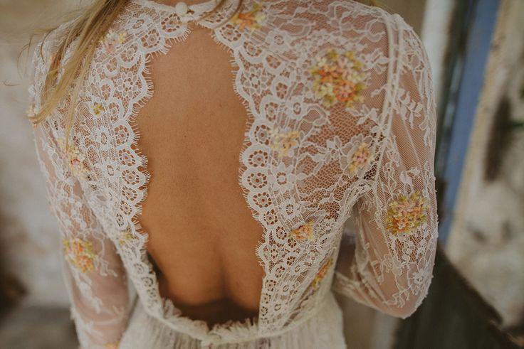 Tangier; Immaclé Barcelona Wedding Dress Collection 2018