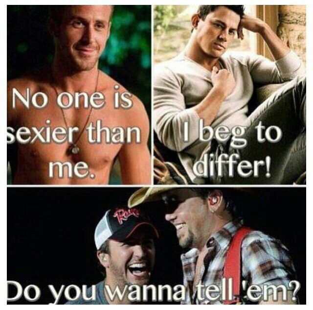 Luke Bryan & Jason Aldean meme - LOL  Love Luke & Jason!