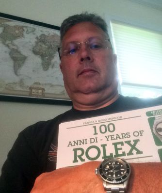 MONDANI CLUB MEMBERS 100 Years of Rolex Deluxe from Maryland http://www.collectingwatches.com/mondani-club/
