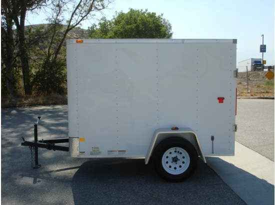 2016 New Other STLC5X8SI2 5X8 COVERED TRAILER FOR SALE Toy Hauler in California CA.Recreational Vehicle, rv, 2015 LOOK TRAILERS STLC5X8SI2 5X8 COVERED TRAILER FOR SALE, Vehicle Description Summary Price : $1795.00 Payment options : CASH, CHECK, FINANCING AVAILABLE OAC.. CALL NOW SOME FEE'S MAY APPLY! MSRP : $2155.00 Discount : $460 Exterior color : WHITE ALUMINUM EXTERIOR SKIN Doors : REAR CARGO DOOR Condition : NEW Look Trailers pick up locations: Redlands, CA 92373 El Mirage, AZ 85335…